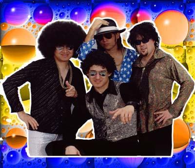 Band Super Disco 1