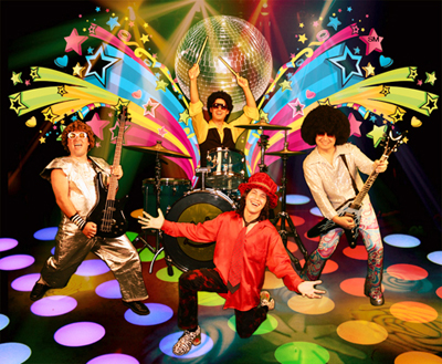 Band Super Disco 2