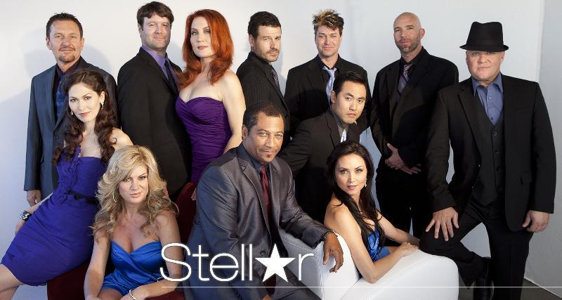 Bands Stellar Show Band 1