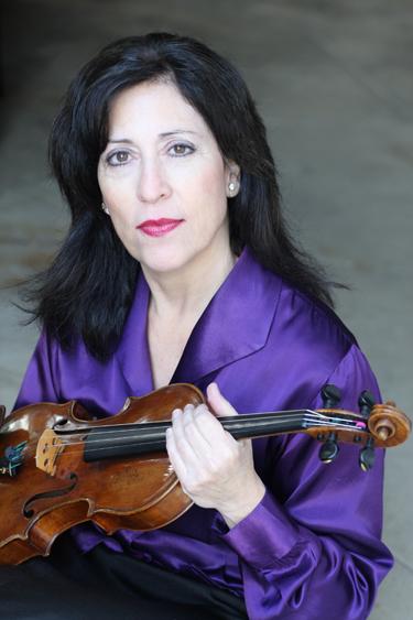 Violinist Mary 1