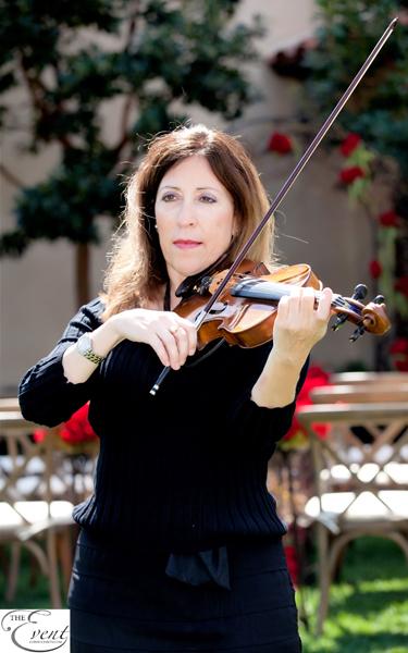 Violinist Mary 2