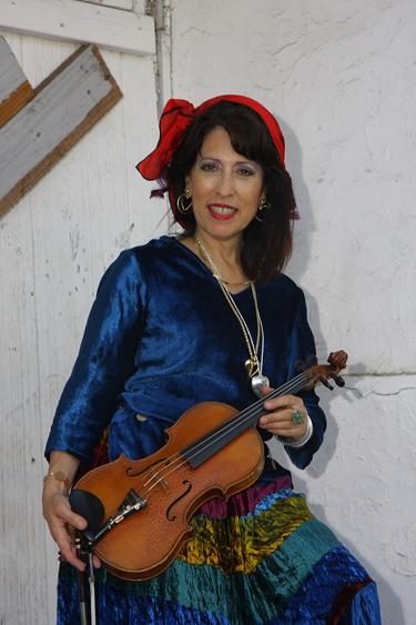 Violinist Mary 5