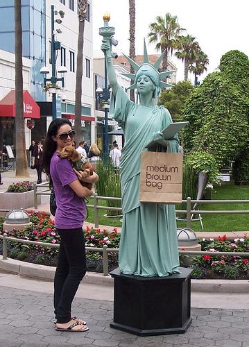 Living Statue 1