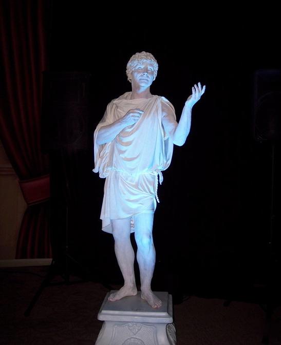 Living Statue 8
