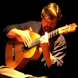 Guitarist Esteban
